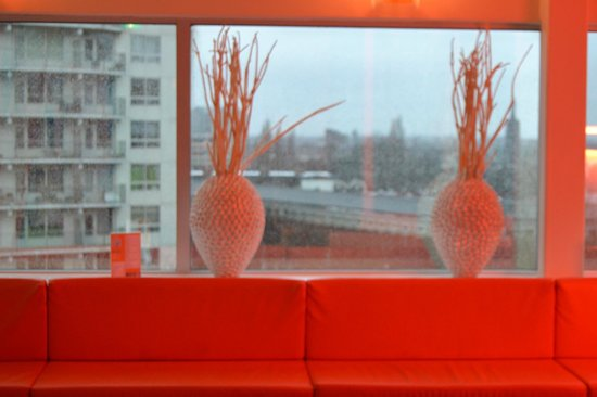 Inntel Hotels Rotterdam Centre:                   espace wellness