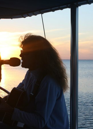 Southern Wave Sailing Charters :                   great entertainment on board.