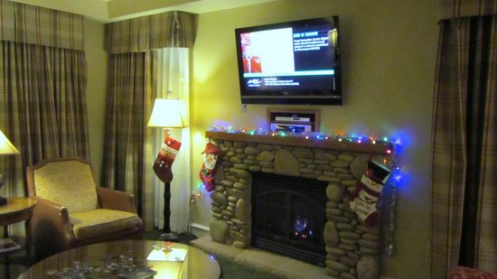 RiverStone Resort & Spa:                   Living area