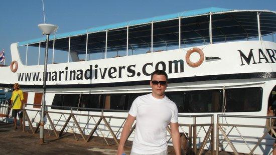 Marina Divers:                   01.2010