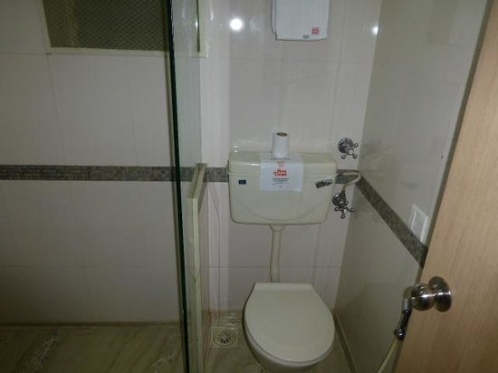 Hotel Transit: WC