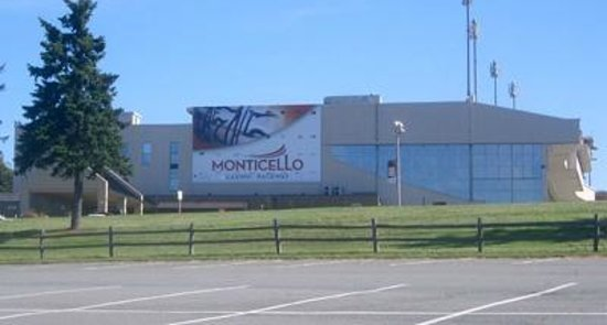 Monticello Casino and Raceway:                   Another frnt of the Casino