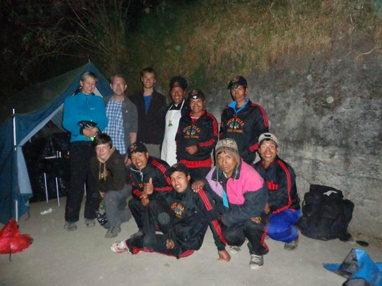 Quechuas Expeditions - Day Tours:                                     Quechuas Expeditions on the Inca Trail