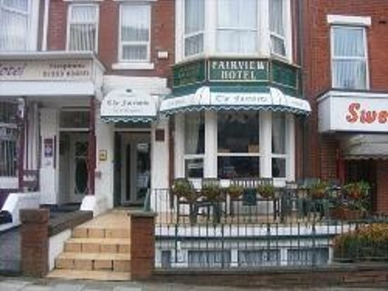 Fairview Hotel Blackpool: Fairview Hotel