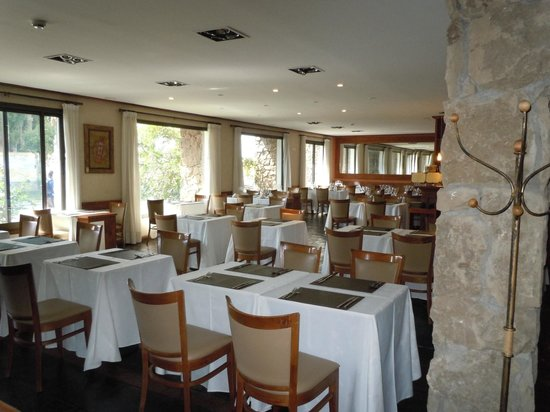 Calafate Parque Hotel:                   Comedor