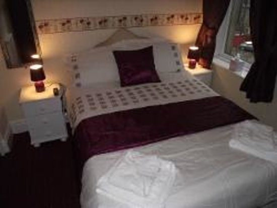 Fairview Hotel Blackpool: Double En-Suite