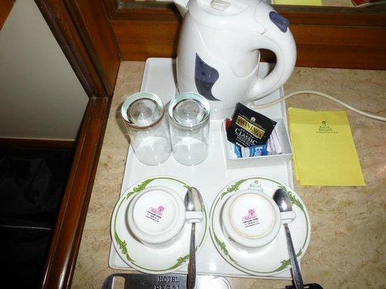 Hotel Regal Enclave: Tea