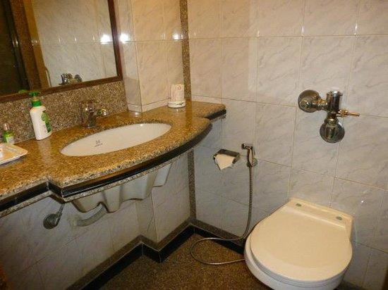 Hotel Regal Enclave: Bathroom1