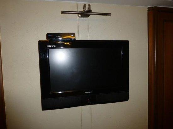 Hotel Regal Enclave: TV