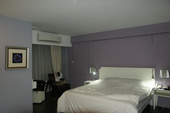 Lilac Relax-Residence: Very nice size room