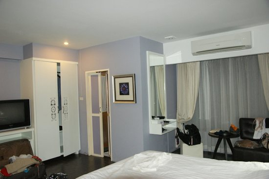 Lilac Relax-Residence: Nice room at Lilac Relax