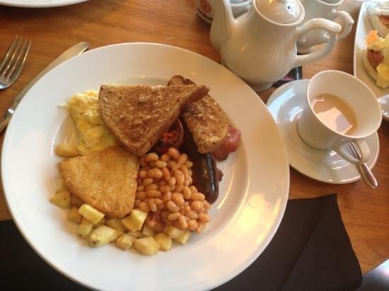 Friends Of Mine :                   my full English Breakfast