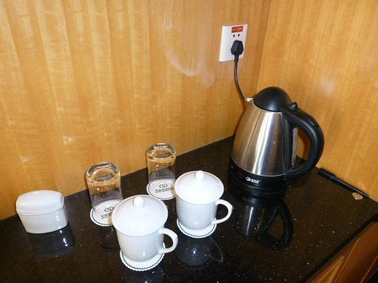 Beijing Friendship Hotel: Kettle