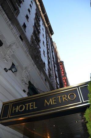 大都會酒店照片