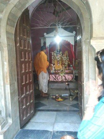Haldia, India:                                     Mahishadal Rajbar