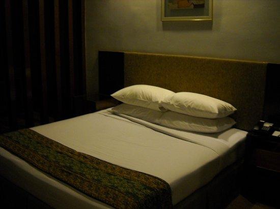 Sunway Putra Hotel:                   Le lit King