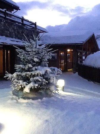 Hotel Alaska: Livigno, Alaska jan-2013