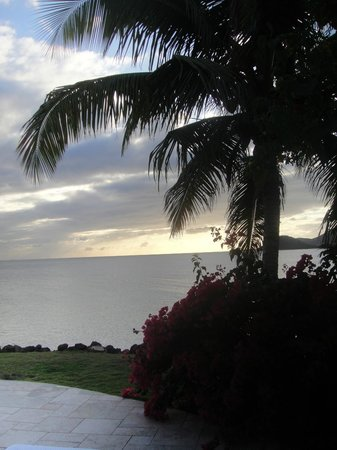 Curtain Bluff Resort: beautiful view