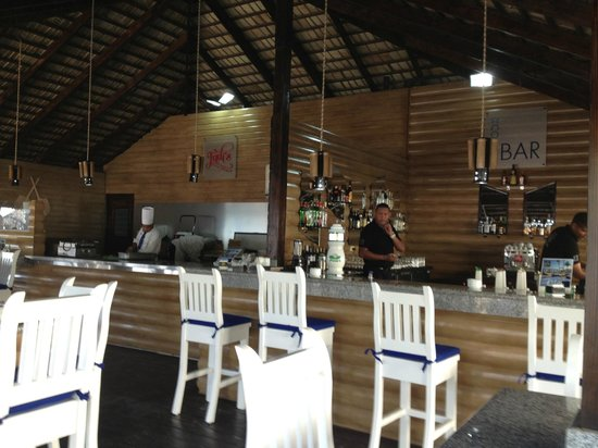Cofresi Palm Beach & Spa Resort:                   VIP NV Beach Bar & Snack Shack