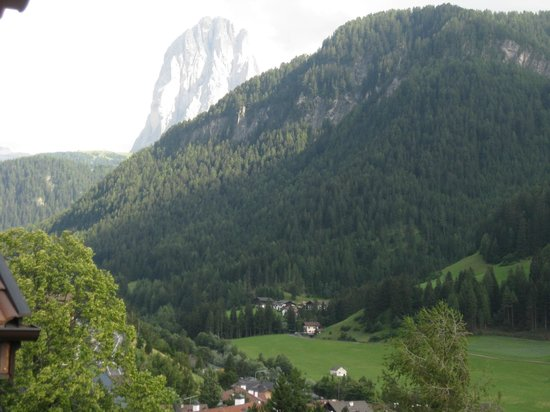 Hotel Grones: View of the area