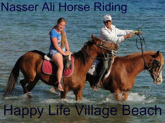 Happy Life Village:                   Horse Riding.
