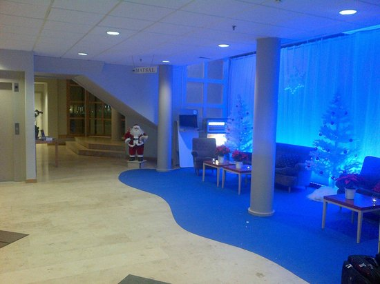 Taby Park Hotel And Conference: Hall