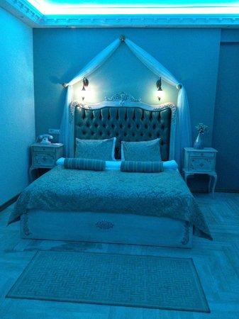 Elegance Residence: la chambre