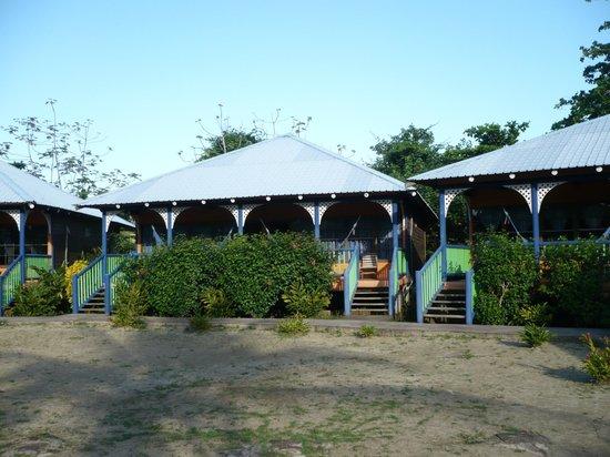 Arenas Beach Hotel: Bungalows