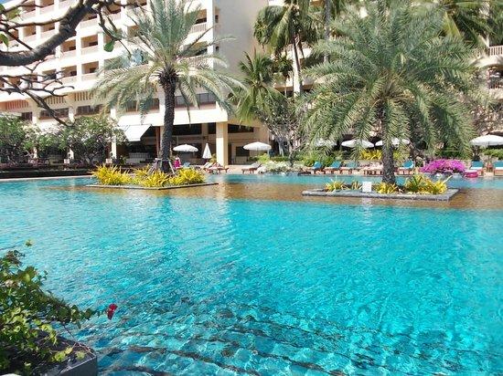 Dusit Thani Hua Hin:                                     great pool                                  