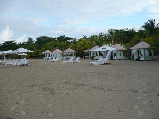 Arenas Beach Hotel: Hotel beach