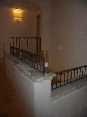 Hotel Palazzo dei Mercanti:                   Interni2