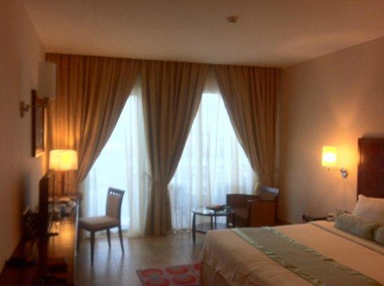 โรงแรมฮุลุเล ไอแลนด์: Room