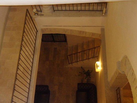 Hotel Palazzo dei Mercanti:                   Interni1