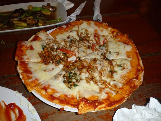 A-One Restaurant : Pizza