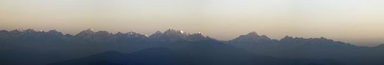 Dhulikhel, Nepal: The Nepalese Sunrise