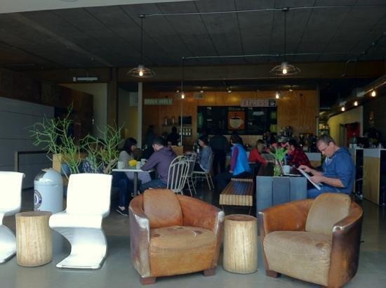Photo of American Restaurant Giant Coffee at 1437 N 1st St, Phoenix, AZ 85004, United States
