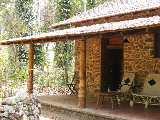 Elephant Valley Eco Farm Hotel :                   cottage