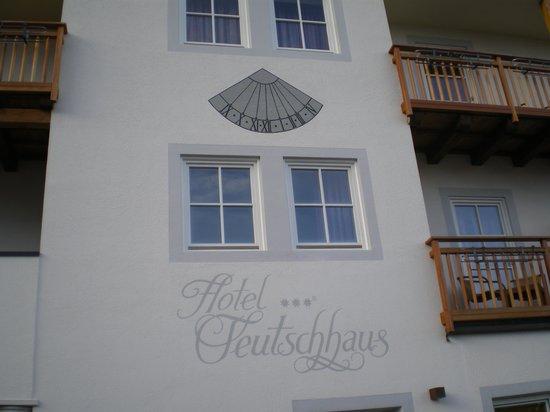Hotel Teutschhaus: L'hotel