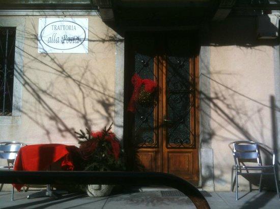 Grimacco, Italia:                   Trattoria Alla Posta, Clodig