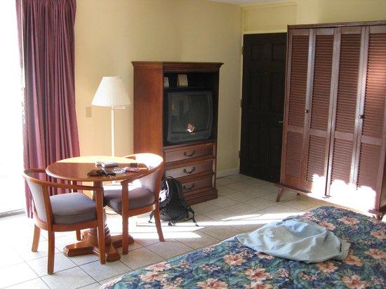 Holger Danske Hotel:                   Double room fore one