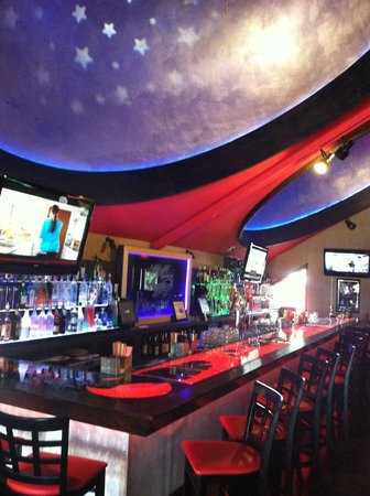 Dells Dynasty Restaurant & Lounge: Inside Domes