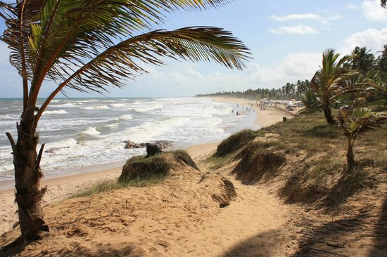 Sauípe Premium:                   praia