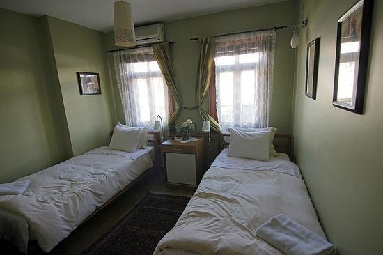 Ahmet Efendi Evi: Twin room