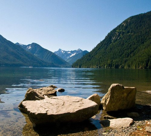 Comfort Inn: CHILLIWACK LAKE