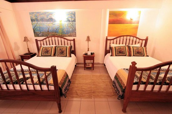 Black Orchid Resort: Bedroom of A4