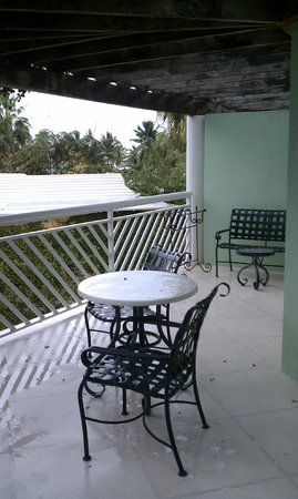 Beaches Turks & Caicos Resort Villages & Spa:                   Governors 1 BR Suite - balcony