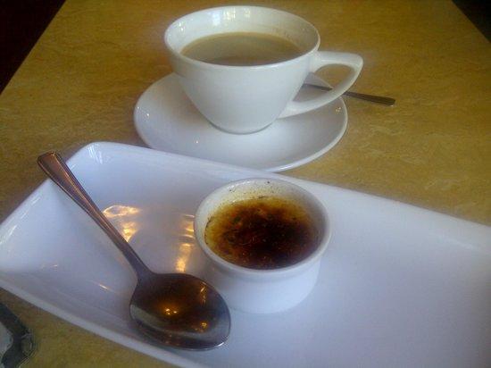 Cafe Rouge - Wimbledon :                   Divine Creme Brulee
