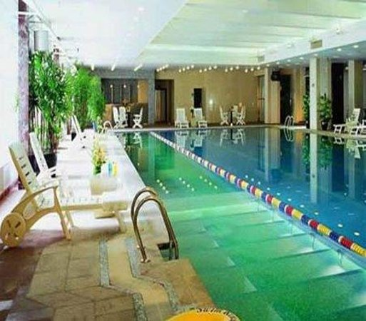 Asia Hotel: Pool