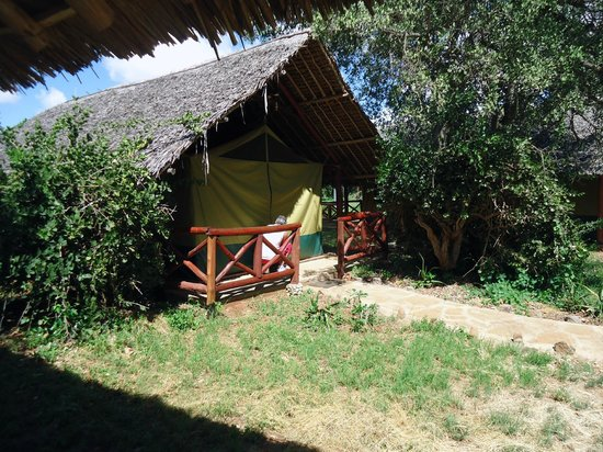 Thomas Tours & Safaris - Private Day Tours: Tenda