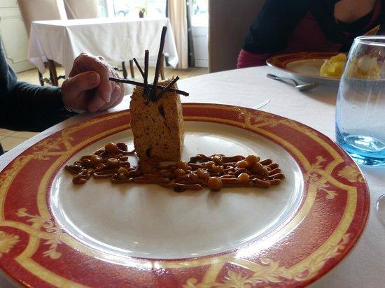 Au Bon Accueil: bavaroise/chocorée réglisse/tapiosa café/chocolar caramélisé